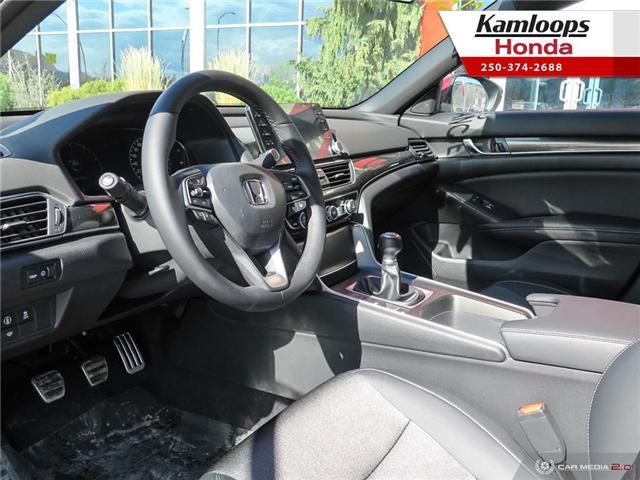2018 Honda Accord Sport 2.0T (Stk: N14000) in Kamloops - Image 13 of 25