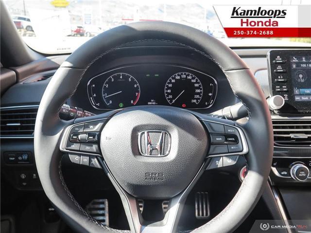 2018 Honda Accord Sport 2.0T (Stk: N14000) in Kamloops - Image 14 of 25
