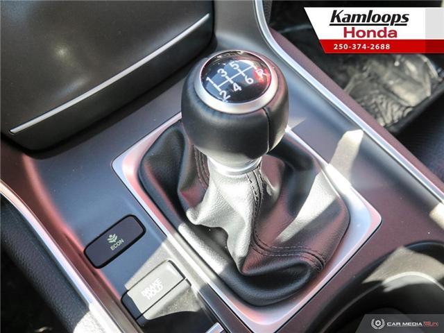 2018 Honda Accord Sport 2.0T (Stk: N14000) in Kamloops - Image 19 of 25