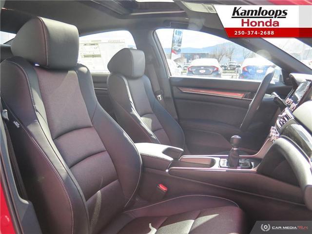 2018 Honda Accord Sport 2.0T (Stk: N14000) in Kamloops - Image 22 of 25
