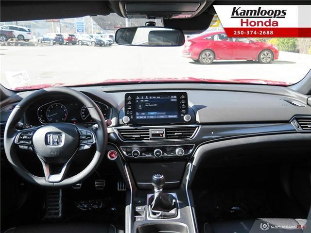 2018 Honda Accord Sport 2.0T (Stk: N14000) in Kamloops - Image 24 of 25
