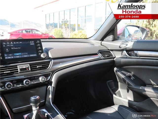 2018 Honda Accord Sport 2.0T (Stk: N14000) in Kamloops - Image 25 of 25
