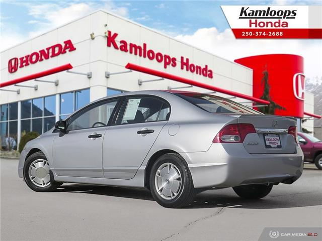 2009 Honda Civic DX-G (Stk: 14160UA) in Kamloops - Image 4 of 25