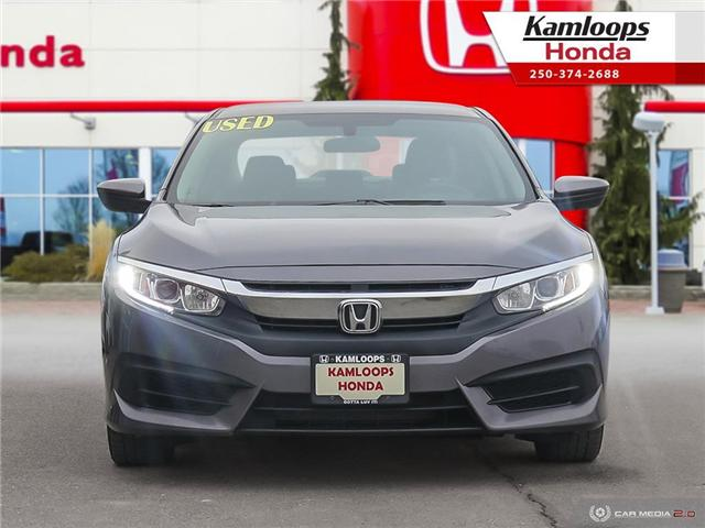 2017 Honda Civic LX (Stk: 14025A) in Kamloops - Image 2 of 26