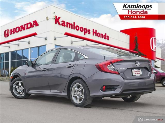 2017 Honda Civic LX (Stk: 14025A) in Kamloops - Image 4 of 26
