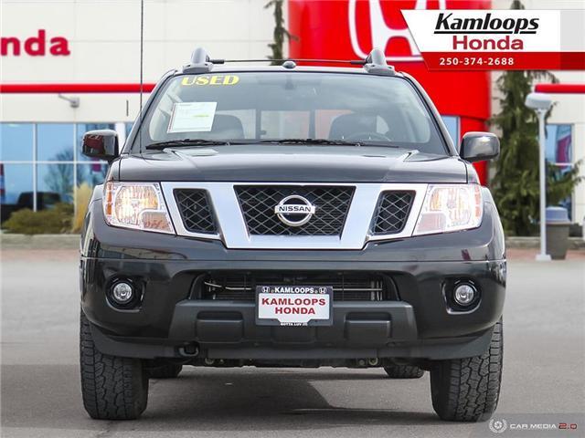 2019 Nissan Frontier PRO-4X (Stk: 14436U) in Kamloops - Image 2 of 25