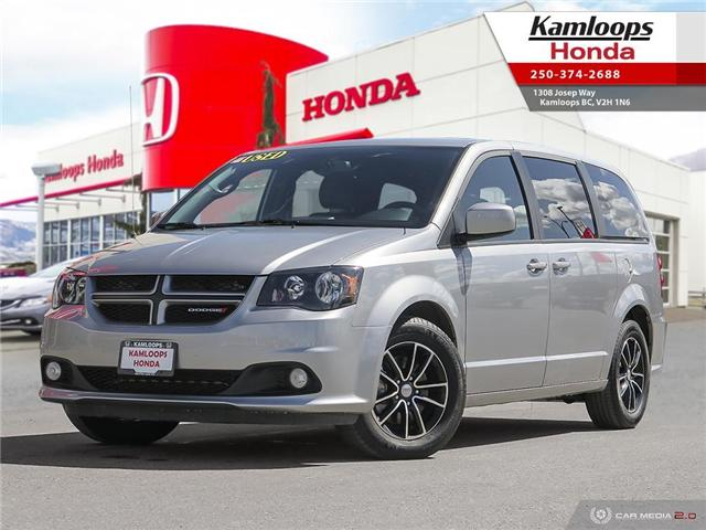 2018 Dodge Grand Caravan GT (Stk: 14434U) in Kamloops - Image 1 of 25