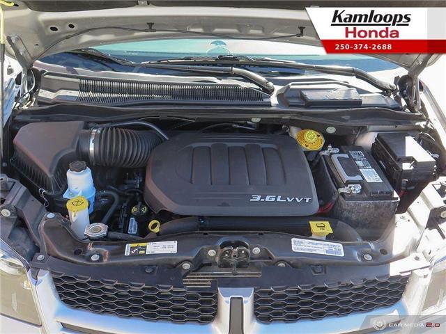 2018 Dodge Grand Caravan GT (Stk: 14434U) in Kamloops - Image 8 of 25