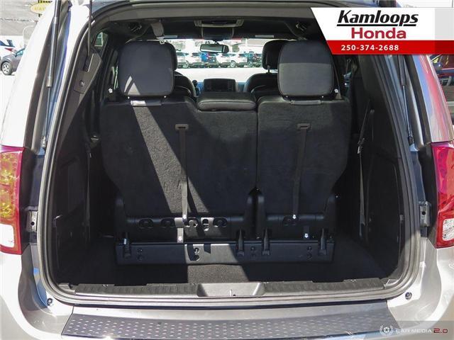 2018 Dodge Grand Caravan GT (Stk: 14434U) in Kamloops - Image 11 of 25