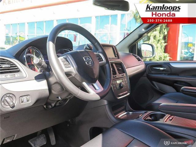 2018 Dodge Grand Caravan GT (Stk: 14434U) in Kamloops - Image 13 of 25