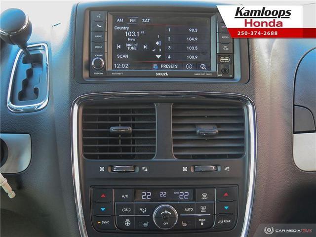 2018 Dodge Grand Caravan GT (Stk: 14434U) in Kamloops - Image 18 of 25