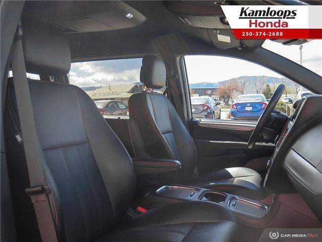 2018 Dodge Grand Caravan GT (Stk: 14434U) in Kamloops - Image 22 of 25