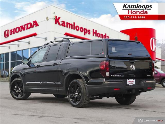 2019 Honda Ridgeline Black Edition (Stk: 14322U) in Kamloops - Image 4 of 26