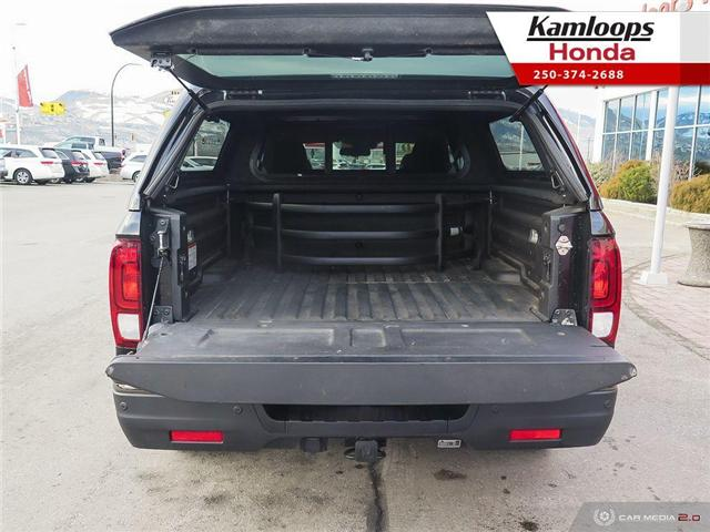 2019 Honda Ridgeline Black Edition (Stk: 14322U) in Kamloops - Image 11 of 26