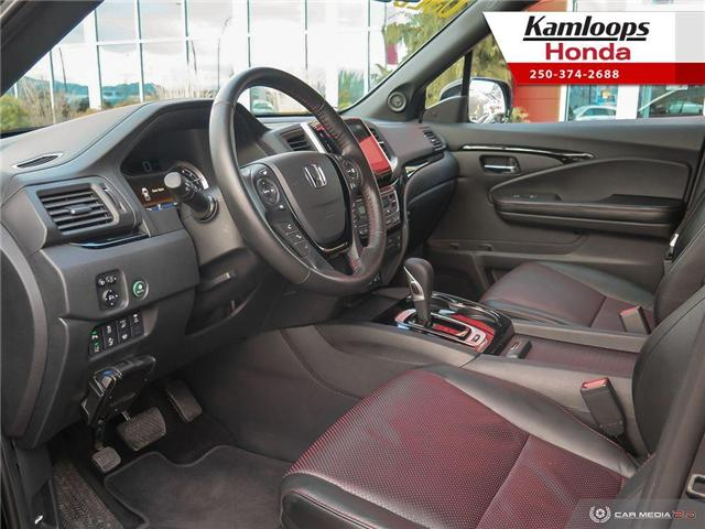 2019 Honda Ridgeline Black Edition (Stk: 14322U) in Kamloops - Image 13 of 26