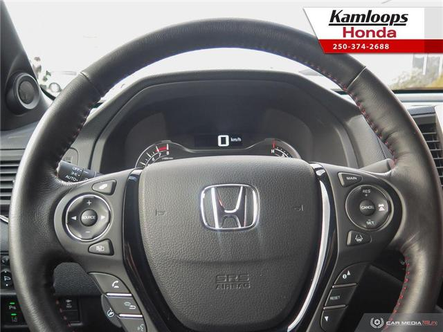 2019 Honda Ridgeline Black Edition (Stk: 14322U) in Kamloops - Image 14 of 26