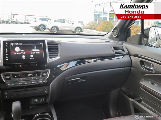 2019 Honda Ridgeline Black Edition (Stk: 14322U) in Kamloops - Image 25 of 26