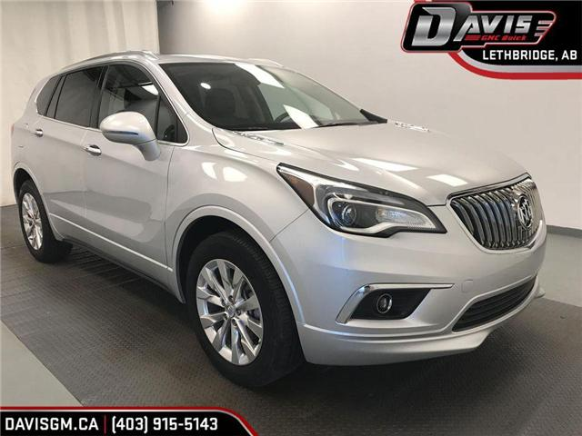 2017 Buick Envision Essence (Stk: 178590) in Lethbridge - Image 1 of 37