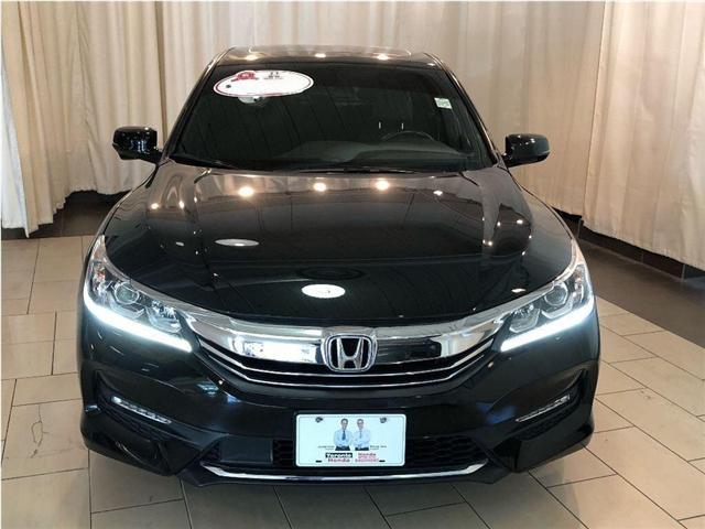 2017 Honda Accord Sport| Warranty till 2026/130,000km | Alloys | CVT (Stk: 38687) in Toronto - Image 2 of 20