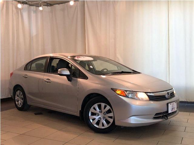 2012 Honda Civic LX (Stk: 38715) in Toronto - Image 1 of 16