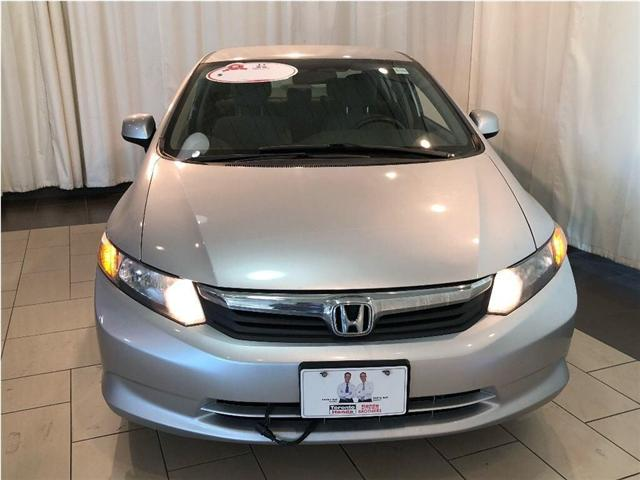 2012 Honda Civic LX (Stk: 38715) in Toronto - Image 2 of 16