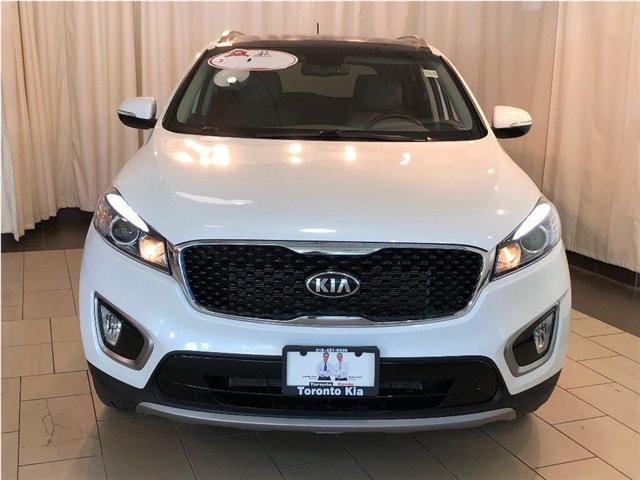 2016 Kia Sorento EX V6 AWD | 7-PASSENGER | LEATHER | ALLOYS (Stk: K31619) in Toronto - Image 2 of 19