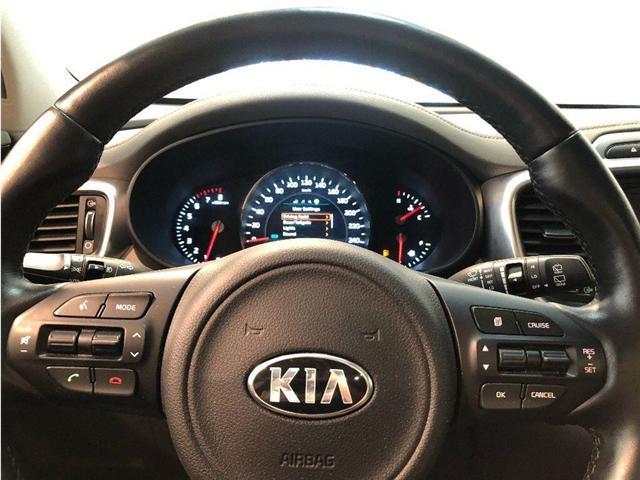 2016 Kia Sorento EX V6 AWD   7-PASSENGER   LEATHER   ALLOYS (Stk: K31619) in Toronto - Image 11 of 19