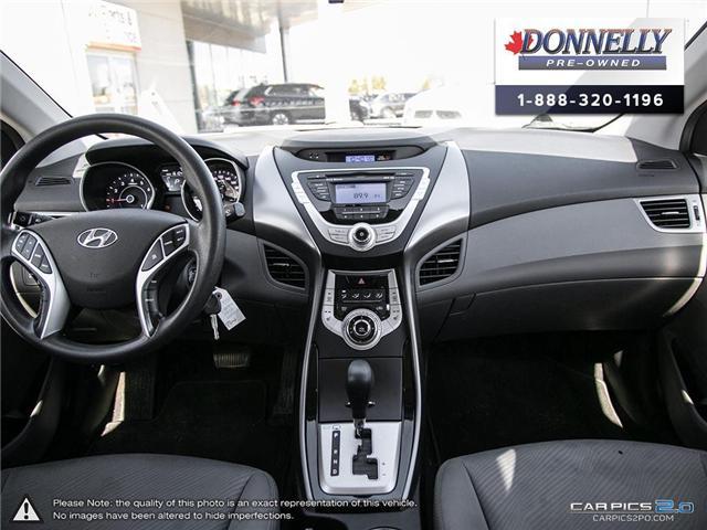 2012 Hyundai Elantra GLS (Stk: PBWMU955A) in Kanata - Image 27 of 27