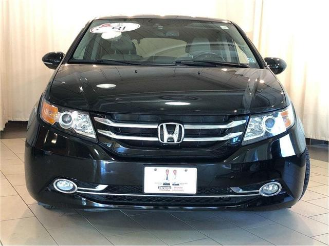 2015 Honda Odyssey Touring | One owner | Clean Carfax | One Owner | D (Stk: 38472) in Toronto - Image 2 of 29