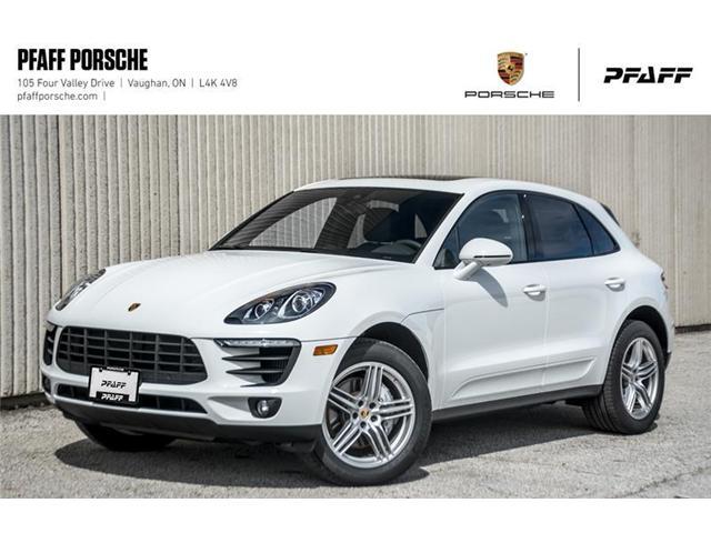 2018 Porsche Macan S (Stk: P13517) in Vaughan - Image 1 of 22