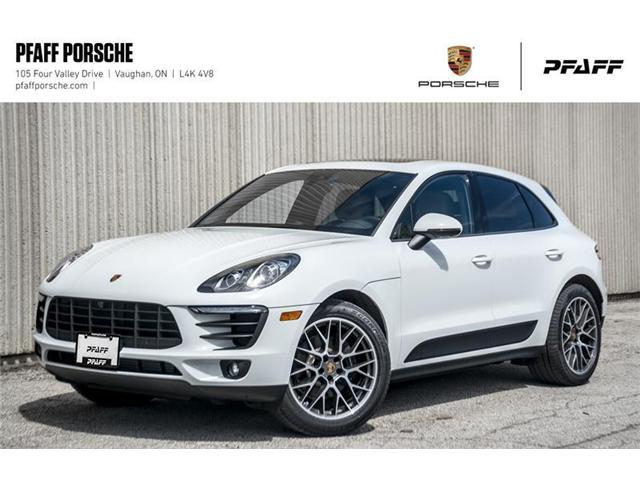 2018 Porsche Macan Sport Edition (Stk: P14162) in Vaughan - Image 1 of 21
