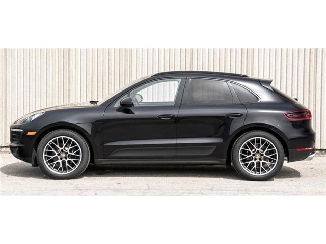 2018 Porsche Macan Sport Edition (Stk: P14278) in Vaughan - Image 2 of 22