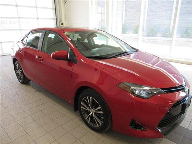 2018 Toyota Corolla LE (Stk: 16091A) in Toronto - Image 1 of 15