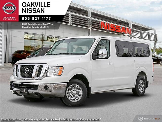 2018 Nissan NV Passenger NV3500 HD SV V8 (Stk: N18773) in Oakville - Image 1 of 22