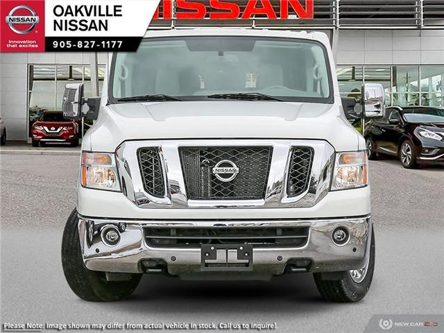 2018 Nissan NV Passenger NV3500 HD SV V8 (Stk: N18773) in Oakville - Image 2 of 22