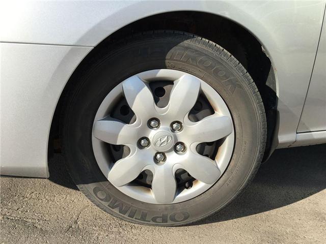 2008 Hyundai Elantra GL POWER GROUP, HEATED SEATS, HOOD DEFLECTOR, ABS, (Stk: 43431A) in Brampton - Image 2 of 24