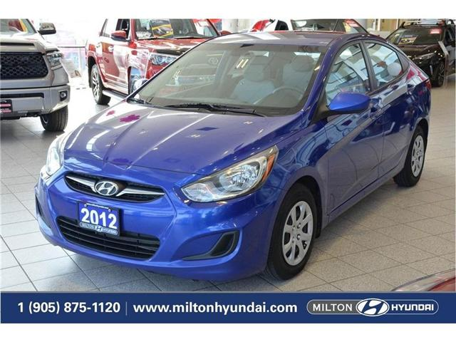 2012 Hyundai Accent  (Stk: 048218A) in Milton - Image 1 of 36