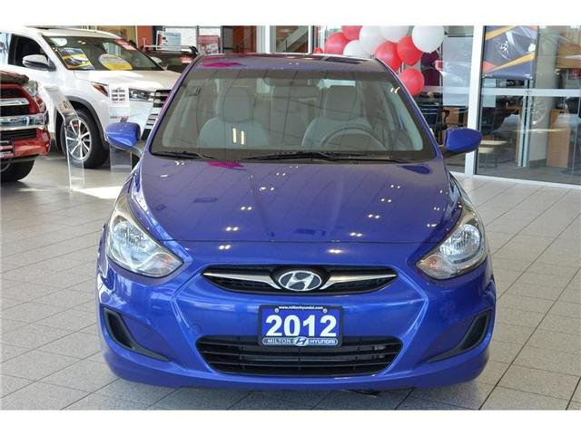 2012 Hyundai Accent  (Stk: 048218A) in Milton - Image 2 of 36