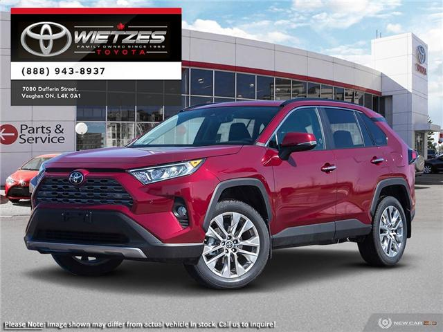 2019 Toyota RAV4 AWD LTD (Stk: 68446) in Vaughan - Image 1 of 24