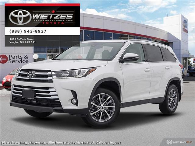 2019 Toyota Highlander XLE AWD (Stk: 68432) in Vaughan - Image 1 of 24