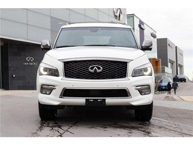 2017 Infiniti QX80  (Stk: P0816) in Ajax - Image 2 of 30