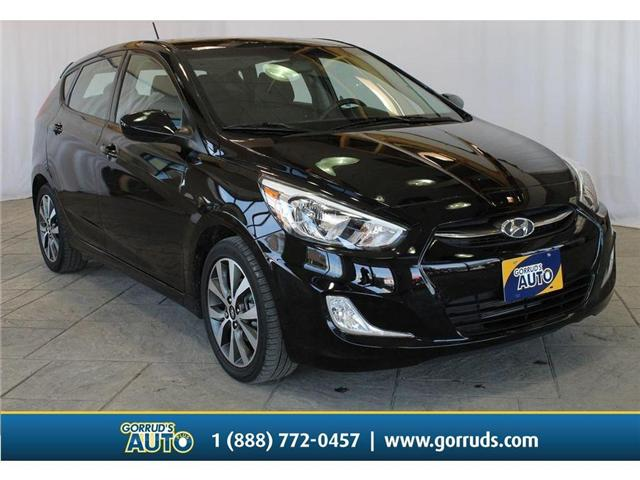 2017 Hyundai Accent  (Stk: 331813) in Milton - Image 1 of 41