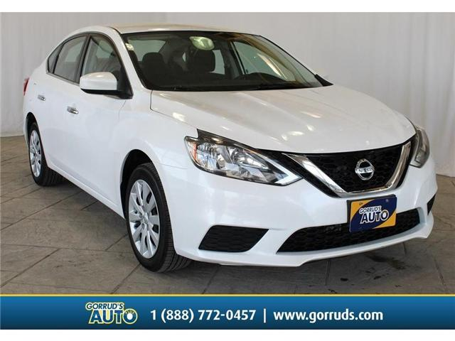 2017 Nissan Sentra  (Stk: 669525) in Milton - Image 1 of 40