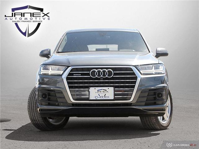 2017 Audi Q7 3.0T Technik (Stk: 18760) in Ottawa - Image 2 of 28