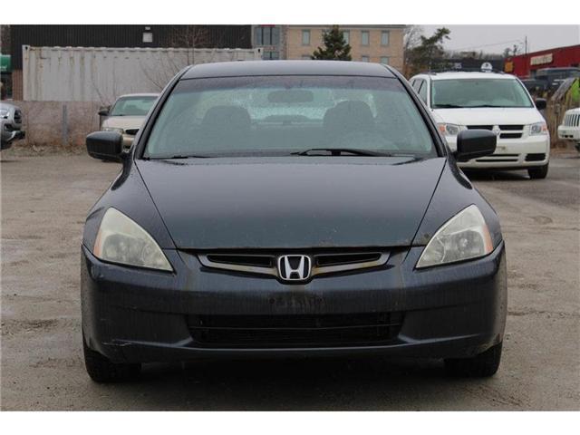 2004 Honda Accord LX V6 (Stk: 804386) in Milton - Image 2 of 14