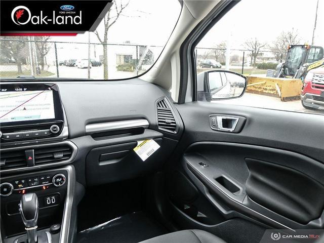 2019 Ford EcoSport SE (Stk: 9P016) in Oakville - Image 11 of 25