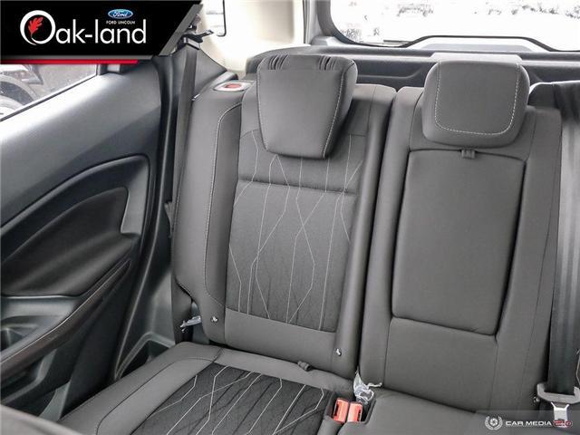 2019 Ford EcoSport SE (Stk: 9P016) in Oakville - Image 12 of 25