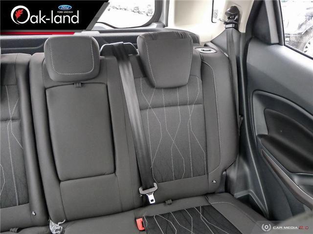 2019 Ford EcoSport SE (Stk: 9P016) in Oakville - Image 14 of 25