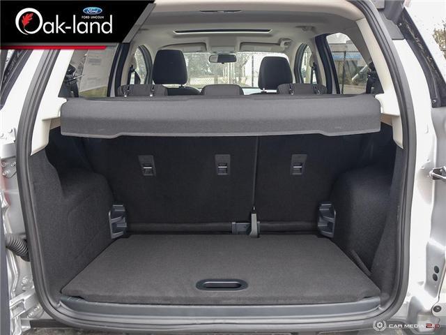 2019 Ford EcoSport SE (Stk: 9P016) in Oakville - Image 20 of 25