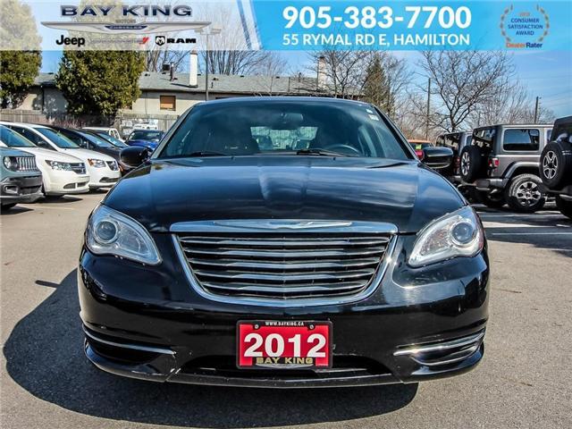 2012 Chrysler 200 LX (Stk: 187089D) in Hamilton - Image 2 of 22